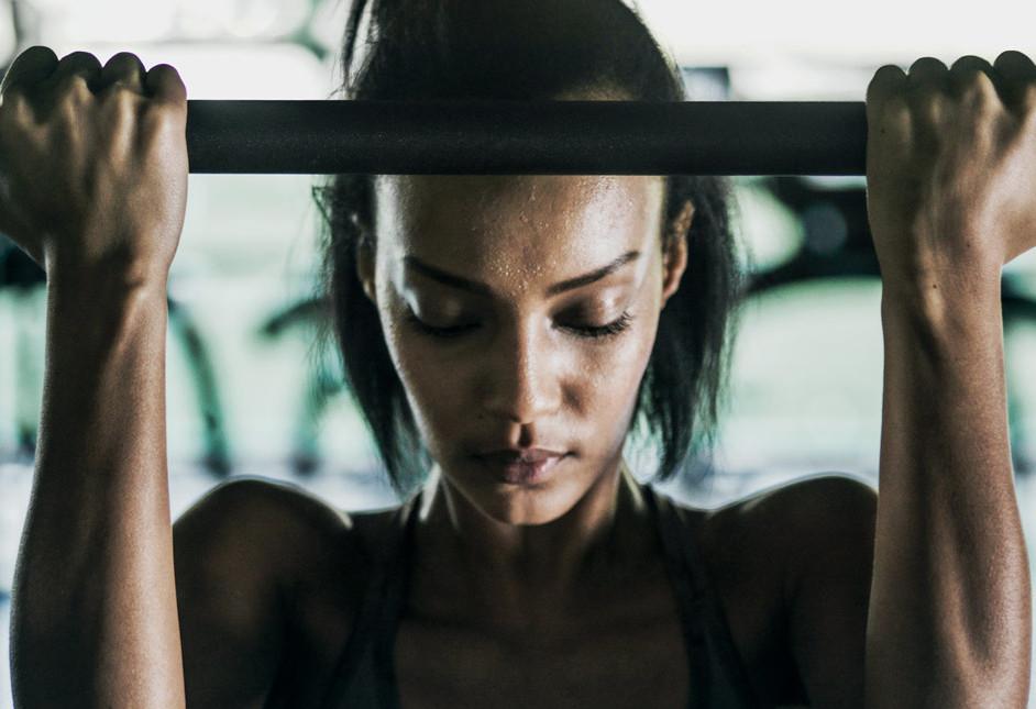 Chins i gym