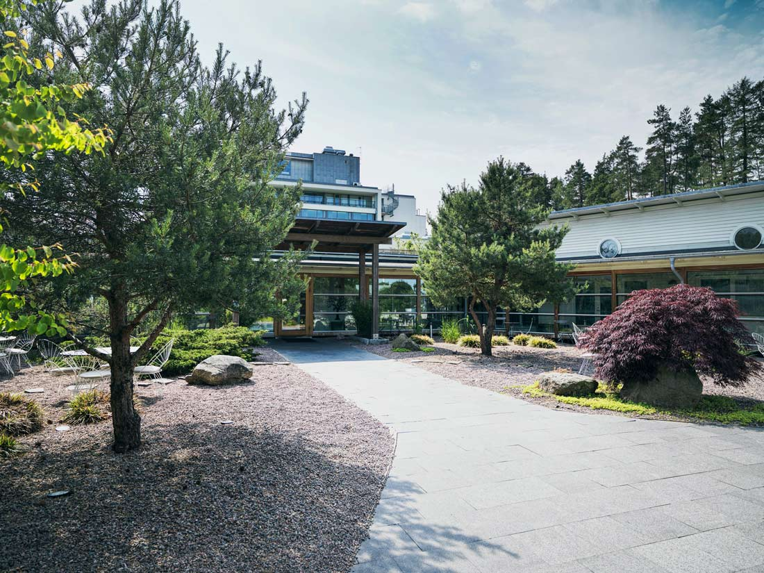 Yoga Sankt Jörgen Park