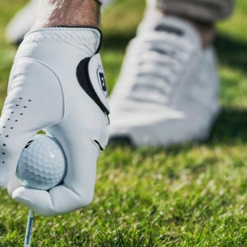 Golfhandske